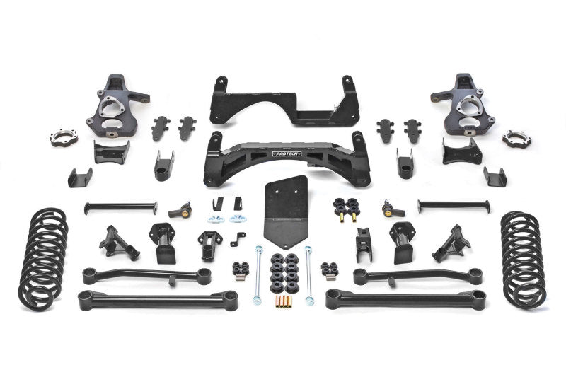 Fabtech 15-16 GM C/K1500 SUV 2WD/4WD 6in Basic System
