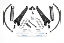 Load image into Gallery viewer, Fabtech 08-16 Ford F250/350 4WD 8in Radius Arm System w/Perf. Shocks