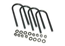 Load image into Gallery viewer, Superlift U-Bolt 4 Pack 9/16x4.125x15.25 Round w/ Hardware
