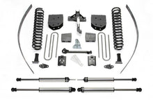 Load image into Gallery viewer, Fabtech 05-07 Ford F250 4WD w/o Overload 8in Basic System w/DL Shocks