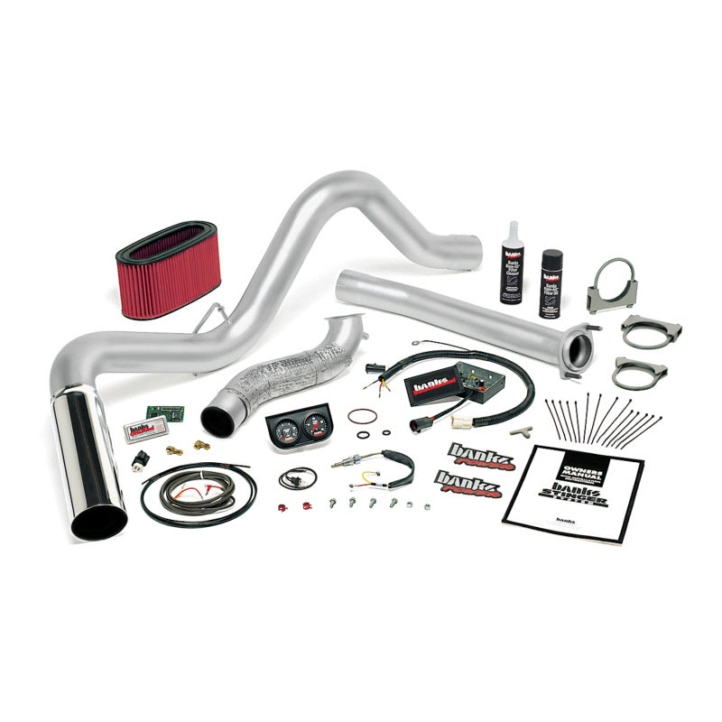 Banks Power 95.5-97 Ford 7.3L Auto Stinger System