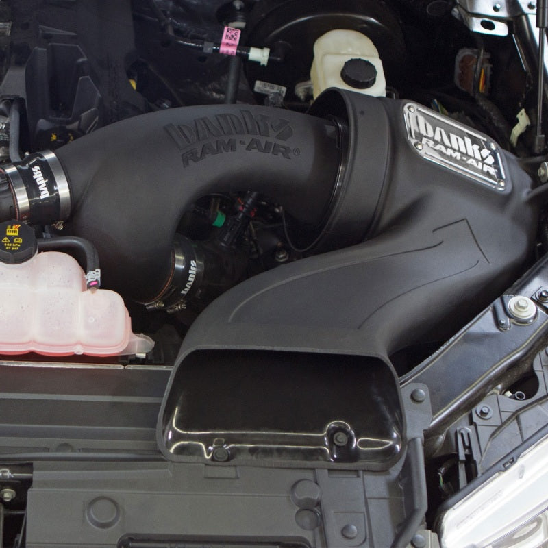 Banks Power 15-16 Ford F-150 EcoBoost 2.7L/3.5L Ram-Air Intake System - Dry Filter