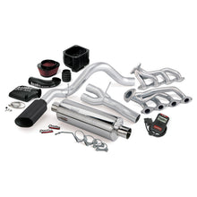 Load image into Gallery viewer, Banks Power 99-01 Chevy 4.8-5.3L W-A/I 1500-ECSB PowerPack System - SS Single Exhaust w/ Black Tip