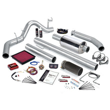 Load image into Gallery viewer, Banks Power 98 Dodge 5.9L Ext Cab Stinger System - SS Single Exhaust w/ Black Tip