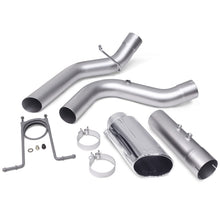 Load image into Gallery viewer, Banks Power 17+ GM Duramax L5P 2500/3500 Monster Exhaust System - SS Single Exhaust w/ Chrome Tip