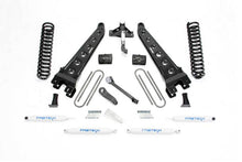 Load image into Gallery viewer, Fabtech 17-20 Ford F250/350 4WD Diesel 4in Radius Arm System w/Perf. Shocks