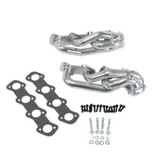 Load image into Gallery viewer, BBK 97-03 Ford F Series Truck 4.6 Shorty Tuned Length Exhaust Headers - 1-5/8 Silver Ceramic
