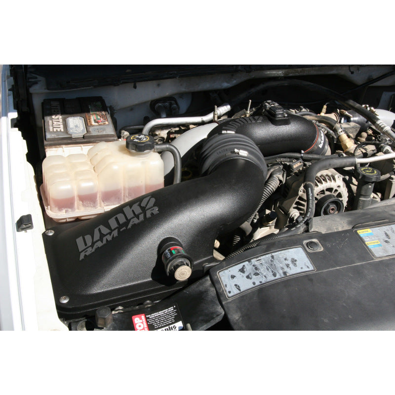 Banks Power 01-04 Chevy 6.6L LB7 Ram-Air Intake System - Dry Filter