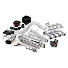 Load image into Gallery viewer, Banks Power 10 Chevy 5.3L CCSB FFV PowerPack System - SS Single Side-Exit Exhaust w/ Chrome Tip