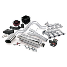 Load image into Gallery viewer, Banks Power 03-06 Chevy 4.8-5.3L EC/CCSB PowerPack System - SS Single Exhaust w/ Chrome Tip