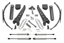 Load image into Gallery viewer, Fabtech 11-16 Ford F250 4WD 10in Radius Arm System w/DL Shocks