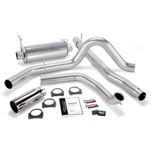 Load image into Gallery viewer, Banks Power 01-03 Ford 7.3L w/Cat Conv Git-Kit - SS Single Exhaust w/ Chrome Tip