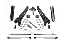 Load image into Gallery viewer, Fabtech 17-19 Ford F250/350 4WD Gas 4in Radius Arm System w/DL Shocks