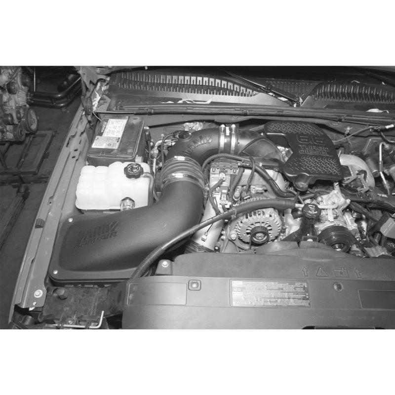 Banks Power 06-07 Chevy 6.6L LLY/LBZ Ram-Air Intake System