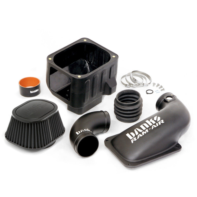 Banks Power 13-14 Chevy 6.6L LML Ram-Air Intake System - Dry Filter