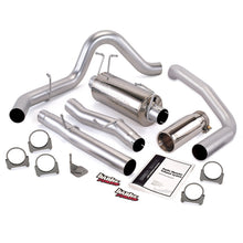 Load image into Gallery viewer, Banks Power 03-07 Ford 6.0L SCLB Monster Exhaust System - SS Single Exhaust w/ Chrome Tip