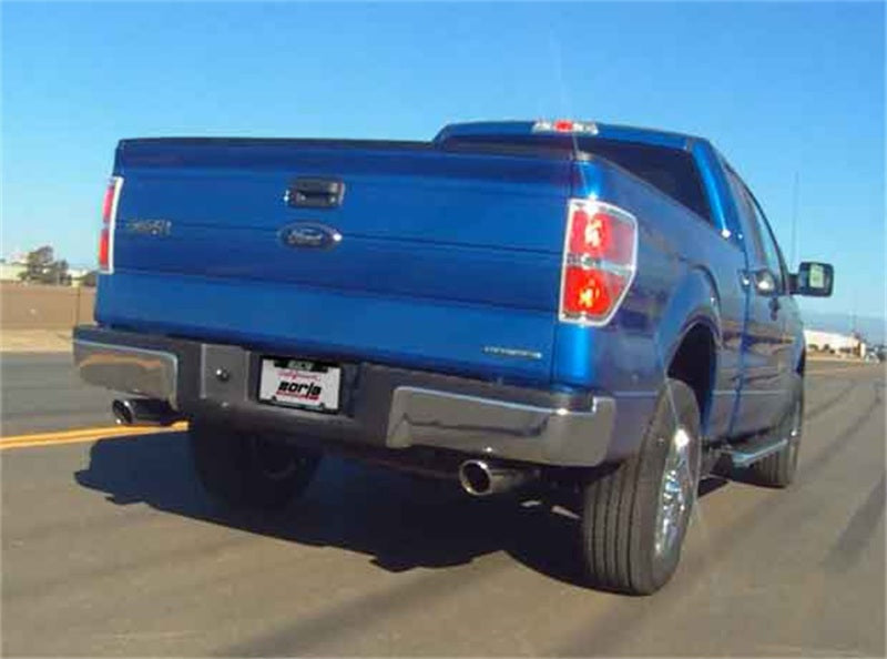 Borla 11-14 Ford F150 AT 2/4WD 2/4dr S-Type SS Catback Exhaust