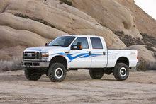 Load image into Gallery viewer, Fabtech 08-10 Ford F250 4WD 6in 4 Link System w/DL 4.0 Coilovers & Rear DL Shocks
