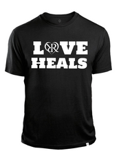 "Load image into Gallery viewer, ""Love Heals"" T-Shirt"