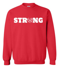 "Load image into Gallery viewer, ""STRONG"" Crewneck"
