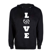 Load image into Gallery viewer, Straight Up & Down Love Hoodie