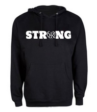 "Load image into Gallery viewer, ""STRONG"" Hoodie"