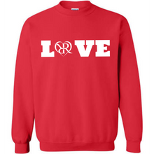 "Load image into Gallery viewer, The ""LOVE"" Crewneck Mens"