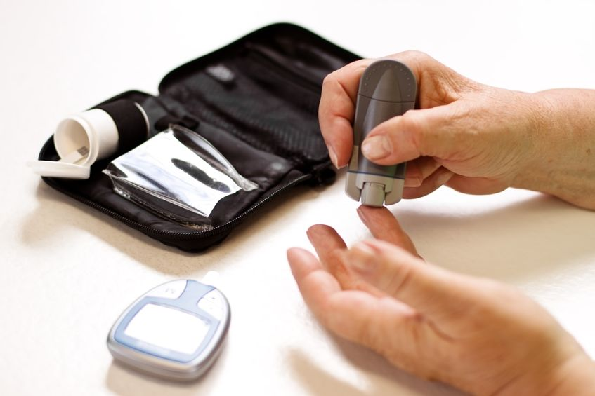 Prevent Diabetes through blood glucose test