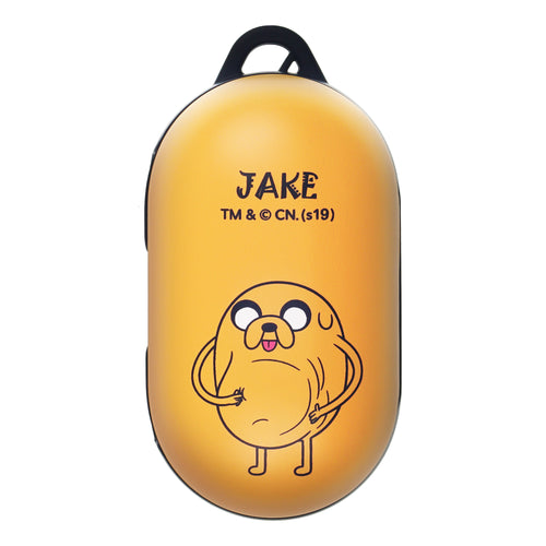 Adventure Time Galaxy Buds Case Galaxy Buds Plus (Buds+) Case Protective Hard PC Shell Cover - Lovely Jake