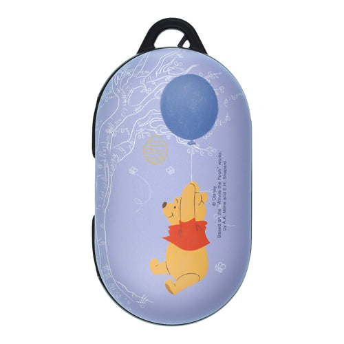 Disney Galaxy Buds Case Galaxy Buds Plus (Buds+) Case Protective Hard PC Shell Cover - Balloon Pooh Sky