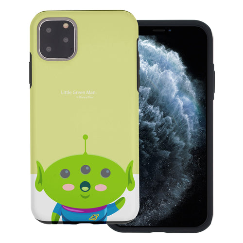 iPhone 11 Case (6.1inch) Toy Story Layered Hybrid [TPU + PC] Bumper Cover - Baby Alien