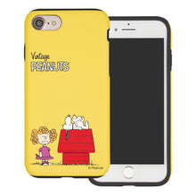 Load image into Gallery viewer, iPhone 6S / iPhone 6 Case (4.7inch) PEANUTS Layered Hybrid [TPU + PC] Bumper Cover - Small Snoopy House