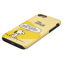 Load image into Gallery viewer, iPhone 5S / iPhone 5 / iPhone SE (2016) Case PEANUTS Layered Hybrid [TPU + PC] Bumper Cover - Cartoon Snoopy Style