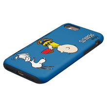 Load image into Gallery viewer, iPhone 6S Plus / iPhone 6 Plus Case PEANUTS Layered Hybrid [TPU + PC] Bumper Cover - Cute Snoopy Food