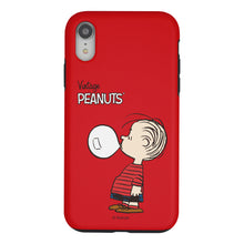 Load image into Gallery viewer, iPhone XS Max Case PEANUTS Layered Hybrid [TPU + PC] Bumper Cover - Simple Linus