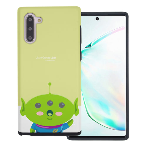 Galaxy Note10 Case (6.3inch) Toy Story Layered Hybrid [TPU + PC] Bumper Cover - Baby Alien