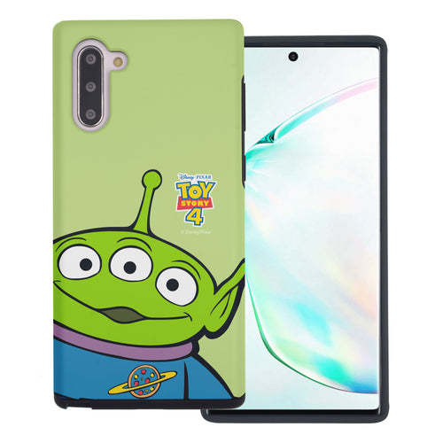 Galaxy Note10 Case (6.3inch) Toy Story Layered Hybrid [TPU + PC] Bumper Cover - Wide Alien