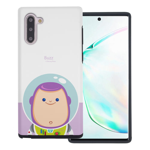 Galaxy Note10 Case (6.3inch) Toy Story Layered Hybrid [TPU + PC] Bumper Cover - Baby Buzz