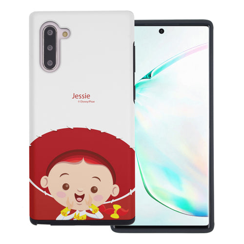 Galaxy Note10 Case (6.3inch) Toy Story Layered Hybrid [TPU + PC] Bumper Cover - Baby Jessie