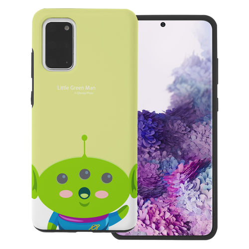 Galaxy S20 Plus Case (6.7inch) Toy Story Layered Hybrid [TPU + PC] Bumper Cover - Baby Alien