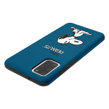 Load image into Gallery viewer, Galaxy S20 Ultra Case (6.9inch) PEANUTS Layered Hybrid [TPU + PC] Bumper Cover - Simple Snoopy
