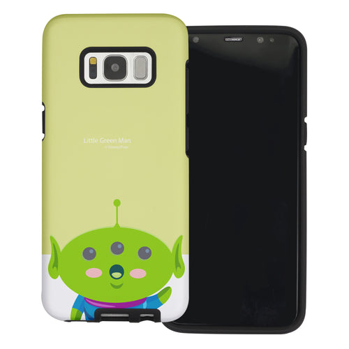 Galaxy S8 Plus Case Toy Story Layered Hybrid [TPU + PC] Bumper Cover - Baby Alien