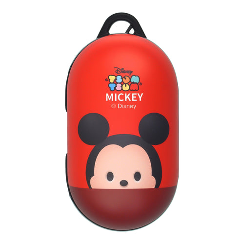 Disney Galaxy Buds Case Galaxy Buds Plus (Buds+) Case Protective Hard PC Shell Cover - Cute Mickey Mouse