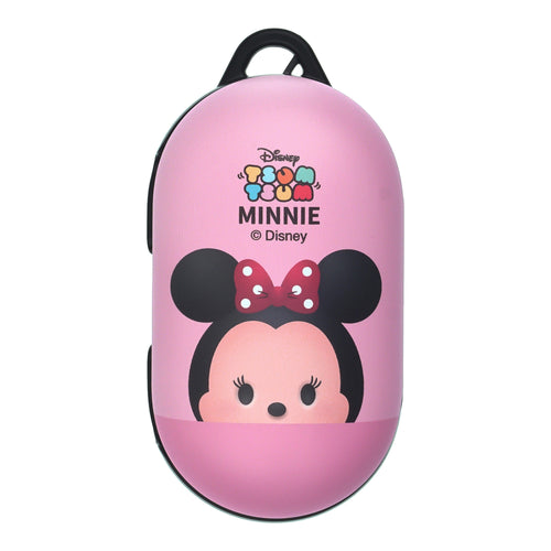 Disney Galaxy Buds Case Galaxy Buds Plus (Buds+) Case Protective Hard PC Shell Cover - Cute Minnie Mouse