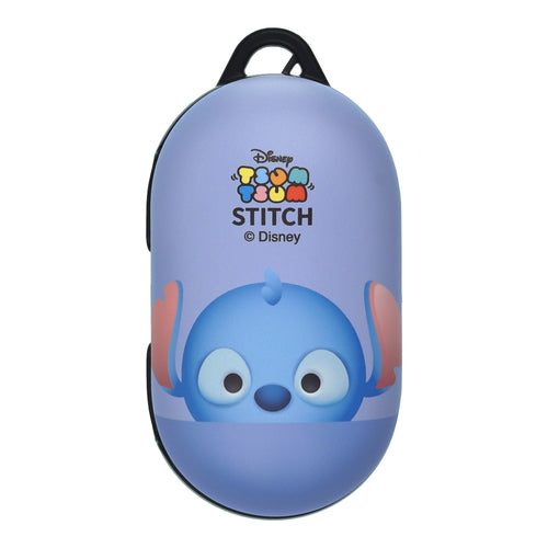 Disney Galaxy Buds Case Galaxy Buds Plus (Buds+) Case Protective Hard PC Shell Cover - Cute Stitch