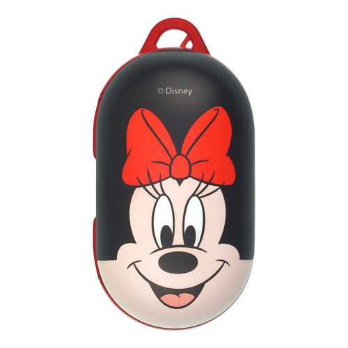 Disney Galaxy Buds Case Galaxy Buds Plus (Buds+) Case Protective Hard PC Shell Cover - Face Minnie Mouse