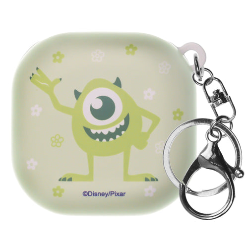 Monsters, Inc., Galaxy Buds Live Case (2020) Key Ring Keychain Key Holder Hard PC Shell Cover - Full Mike