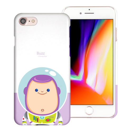 iPhone 8 Plus / iPhone 7 Plus Case [Slim Fit] Toy Story Thin Hard Matte Surface Excellent Grip Cover - Baby Buzz