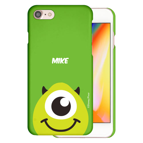 iPhone 5S / iPhone 5 / iPhone SE (2016) Case [Slim Fit] Disney Thin Hard Matte Surface Excellent Grip Cover - Baby Face Mike
