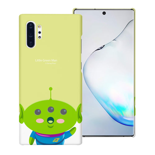 Galaxy Note10 Case (6.3inch) [Slim Fit] Toy Story Thin Hard Matte Surface Excellent Grip Cover - Baby Alien